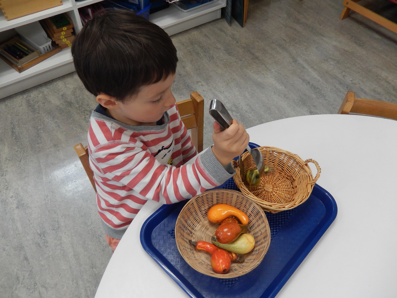 Montessori Kindergarten Preschool And Casa 3 6 Years Old